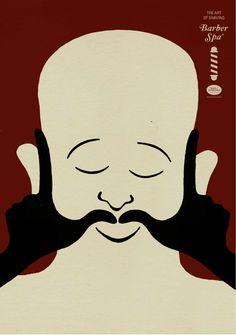 The Art of Shaving: Barber Spa, Advertising Agency: BBDO, New York, USA