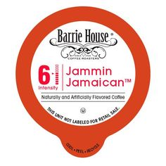 Barrie House Blend Bold Value Pack Capsules 80 ct k-cups, Keurig compatible Jamaican Coffee, Single Serve Coffee, Donut Shop, K Cups, Coffee Pods, Coffee Roasting, Coffee Recipes, Coffee Drinks, Drinking Tea