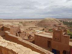 Ait Ben Haddou, Morocco, MAR