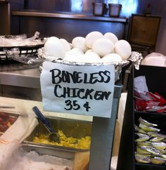 Chicken Prices Hit a New Low.