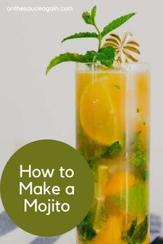 Frozen Cocktails, Fun Cocktails, Cocktail And Mocktail, Drinking Around The World, Best Cocktail Recipes, Mojito Recipe, Gin Lovers, Fancy Drinks, Holiday Drinks
