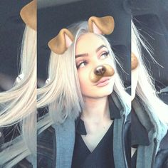 Mind is a roller coaster but I know I'll be okay ❤ #snapchat #work #hairdressing #white #blonde #dog #filter #makeup #on #fleek #car #selfies #call #me #elsa #brows http://misstagram.com/ipost/1554970926205169907/?code=BWUXdGchPDz