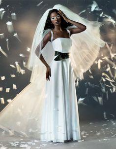 Confetti Wedding dress by www.21dresses.co.za