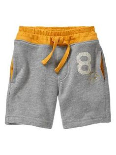 Love love love these knit shorts for lounging around the house in Knit Shorts, Boy Shorts, Baby Boy Outfits, Kids Outfits, Streetwear Shorts, Relaxed Outfit, Summer Boy, Kids Wear, Alter