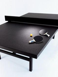 Tom Burr Table Tennis