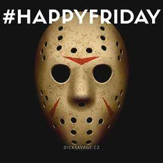 Happy Friday!!  . . #happyfriday #fridaythe13th #jason #hockey #hockeymask
