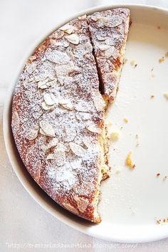 Torta di mandorle....senza burro! - Trattoria da Martina - cucina tradizionale, regionale ed etnica