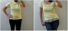 ocupados girando mamá: una camiseta muchachos al principio Nueva Mamá (un tutorial de remodelar)