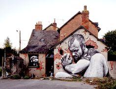28 Impressive Examples Of Street Art Around The World   So Bad So Good