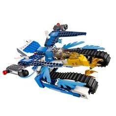 LEGO Chima Equilas Ultra Striker 70013