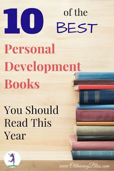 You want the right tools to help you on your personal development path. One of the best tools is personal development books. Read the list of my favorite books that can help you in your quest. #personaldevelopment #books