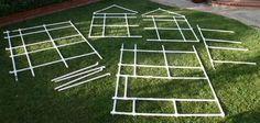 Free PVC playhouse pictures and plans