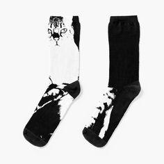 My Socks, Crew Socks, Chiffon Tops, Fur Babies, Looks Great, Printed, Heels, Awesome, Fitness