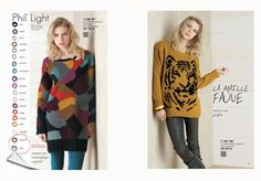 Phildar Knitting Magazine No. 97 - Autumn/Winter 2013/14 | Phildar Knitting Books | Knitting Books | Deramores