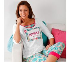 Pyžamo s efektom 2 v 1 | modino.sk #modino_sk #modino_style #style #fashion #blancheporte