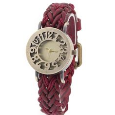 2013newestseller Red Retro Vintage Classic Hollow Out Weave Wrap Around Wrist Watch 2013newestseller http://www.amazon.com/dp/B00KIFYDIW/ref=cm_sw_r_pi_dp_o9vfvb1XFJCY6