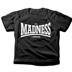 MADNESS London Crown Childrens T-shirt