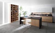 Bildergebnis Für Küche Grau Holz