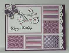 Paper Perfect Designs: SSSC107 - Butterfly Birthday