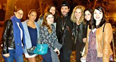 This most charming group spread their fairy dust on Saturday night's magical tour.