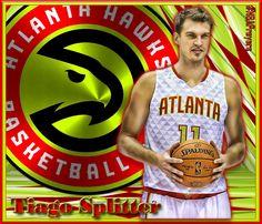NBA Player Edit - Tiago Splitter