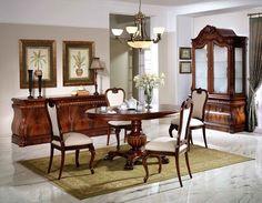 Podkreślone zaokrąglenie mebli w kolekcji meble do salonu Holandesa to wynik wspaniałej ręcznej rzeźby oraz intarsji. Holandesa to unikalna kolekcja meble do salonu ozdobiona pięknymi liśćmi palmowymi z drzewa orzechowego. Wykończenie mebli za pomocą złota oraz srebrna płatkowego na lakierowanym podłożu tworząc nową koncepcję holenderskiego klasycyzmu.