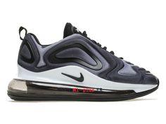huge selection of 3088c 93f2c Officiel Nike Air Max 720 Coussin Dair Chaussures de basket Pas cher Homme  Femme Blanc gris