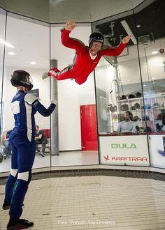 VossVind Drift (indoor skydiving) - Voss Municipality, Norway