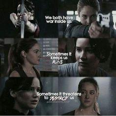 Divergent Niezgodna Tris Katniss The Hunger Games Igrzyska Śmierci