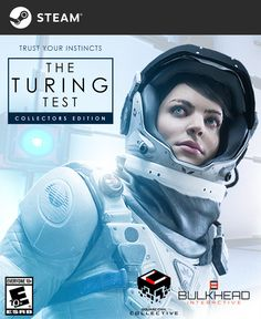 THE TURING TEST game cover art
