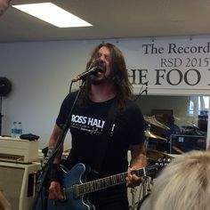 Dave Grohl 4/18
