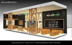 Stands, Booth by Vitor Saito at Coroflot.com Exhibition Stall, Exhibition Stand Design, Futuristic Architecture, Architecture Design, Bamboo House Design, Expo Stand, Food Poster Design, Bamboo Wall, Displays
