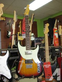 Fender '72 Pawn Shop Stratocaster Electric Guitar - $629