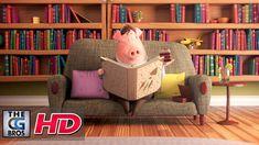 "CGI Animated Short: ""The Pig on The Hill"" - by Milovan Mladenovic Cgi 3d, Next Door Neighbor, 3d Animation, Shorts, Chino Shorts, Bermuda Shorts, Short Shorts, Hot Pants"