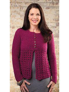 Crochet - Crochet Clothing - Sweaters - Suss Sweater