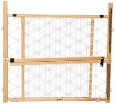 Safety 1st Wood Security Gate, Maple *** More info @