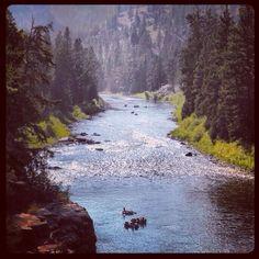Big Blackfoot River, #Montana