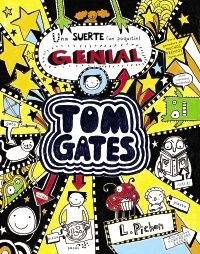 """I-N-HU PIC tom(7) / verde. A serie"""" TOM GATES"""" ten sido galardoada co premio Roald Dahl 2011 ao libro máis divertido e co Rede House Children' s Book Award 2012. """""""