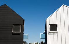 In LA's Echo Park, the architect has created a micro neighbourhood of 18 compact family homes clustered around a communal space, inspired by the Dutch...