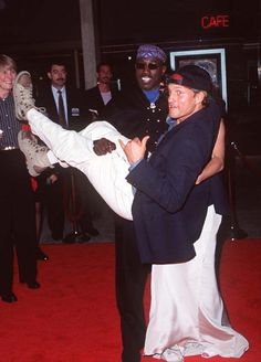 Woody Harrelson and Wesley Snipes(1995)