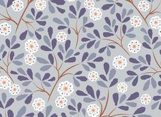 Floral pattern by wagner campelo Pretty Patterns, Beautiful Patterns, Flower Patterns, Color Patterns, Surface Pattern Design, Pattern Art, Motif Floral, Floral Prints, Lino Prints