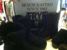 OMG!  Fryes and Uggs.  Size 9.  #uggs #fryes