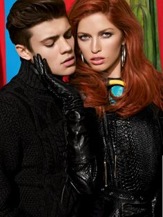 AD CAMPAIGN Guess By Marciano Fall/Winter 2011 Strong women style