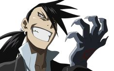 Greeling (Greed / Ling Yao) by Naruto-lover16 on deviantART