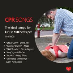 List of CPR songs