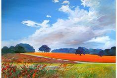 One of Ed Sumner's paintings.