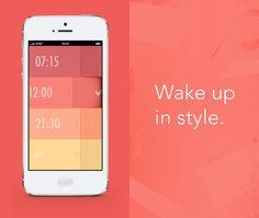 Wake up in style · Rick Waalders · Product Designer & Developer