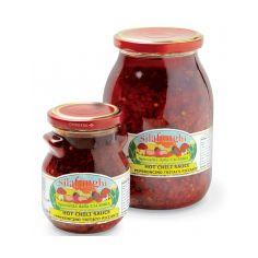 Silafunghi Hot Chili Sauce