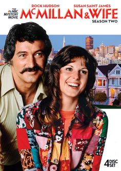 """McMillan & Wife (1971–1977) - Attorney and US Navy vet Stuart """"Mac"""" McMillan is appointed Commissioner of Police for the city of San Francisco. He often handles the very high profile cases personally. Helping him out on many of them is his wife Sally, who's father was a detective for the SFPD. In fact, Sally gets so involved that she often puts herself in harms way. They are often assisted by Mac's loyal, but somewhat inept assistant Sgt. Charlie Enright and their hard drinking, smart…"""