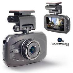 Vantrue N2 Dual Dash CAM FHD 1080P con Super visi/ón Nocturna 2.0 Inch T2 Super Capacitor Dash CAM